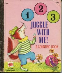 1 2 3 Juggle With Me! A Counting Book