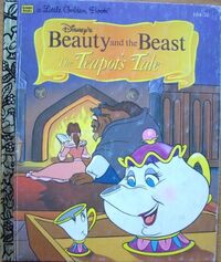 Beauty and the Beast The Teapot's Tale