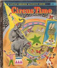 Circus Time with wheel