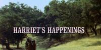 Episode 508: Harriet's Happenings