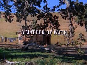 Title.amatteroffaith