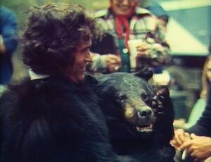 Landon bearsuit