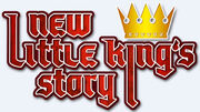 New Little King's Story logo