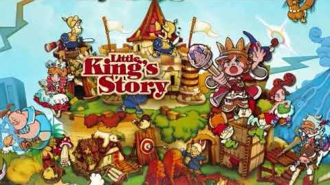 Little King's Story Soundtrack--Baseball Channel (King T.V