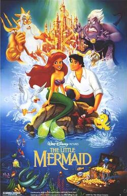 The Little Mermaidposter