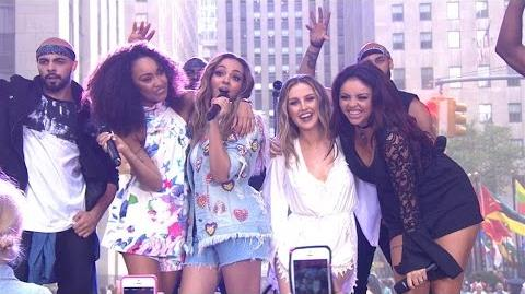 Little Mix - Black Magic - Live on Today Show