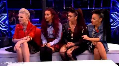 Little Mix - Xtra Factor Interview 2012