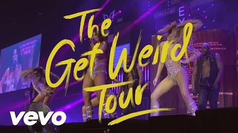 Little Mix - Get Weird Tour Diary (Newcastle Pt