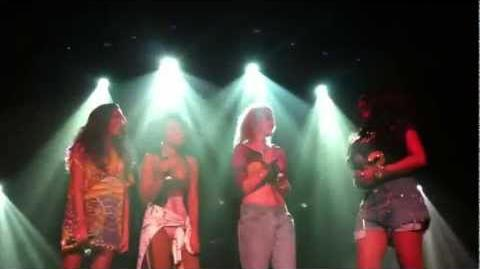"""Little Mix- """"Wings"""" at G-A-Y (18th Aug '12)"""