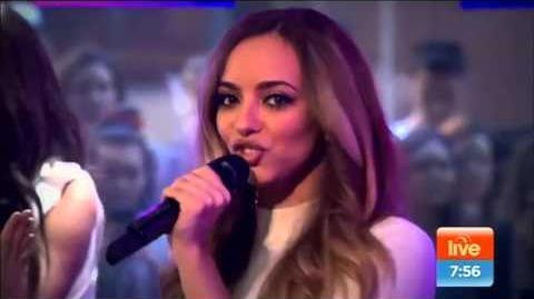 Little Mix - Black Magic (Sunrise 2015)
