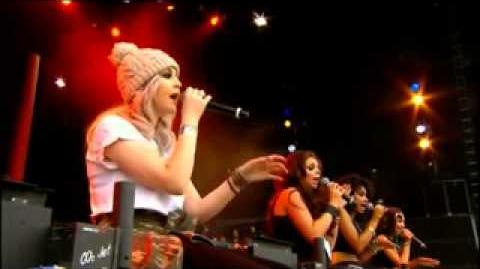 Little Mix Going Nowhere at Radio 1's Big Weekend