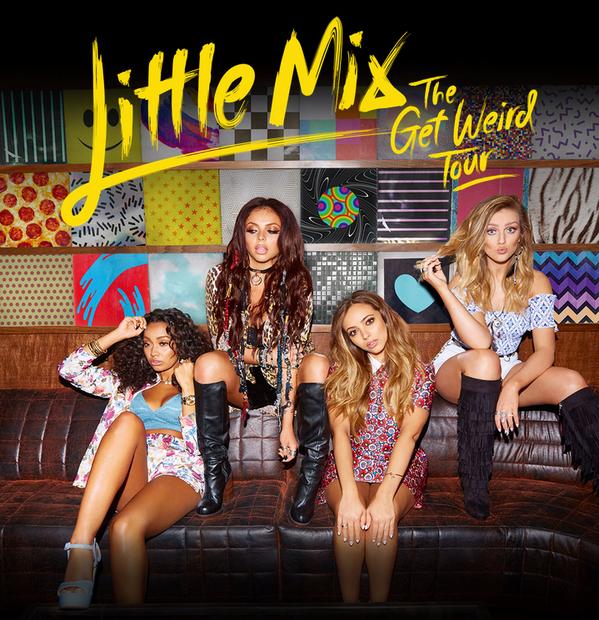 Get Weird Tour | Little Mix Wiki | FANDOM powered by Wikia