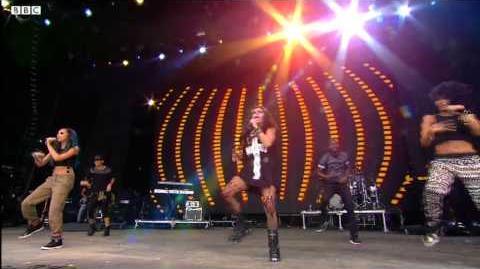 Little Mix - How Ya Doin' at Radio 1's Big Weekend