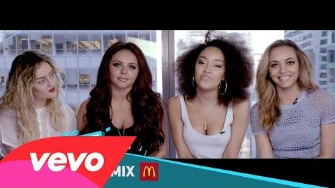 Little Mix - LIFT Intro Little Mix (VEVO LIFT) Brought To You By McDonald's
