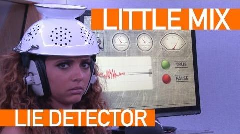 In Demand Lie Detector - Jade from Little Mix