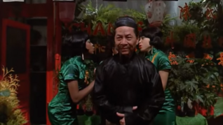 Chinese salesman