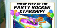 Party Rocker Starship
