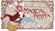 Shiny chariot magical festa
