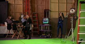 Liv Rooney as SkyVolt-1