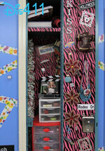 Liv's locker