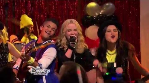 "The Dream ""Key Of Life"" Liv and Maddie"