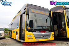 Liv and Maddie Tours Tourist Transport Service, Inc (Premium Point to Point Bus)