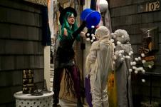 Witch Maddie Tricks