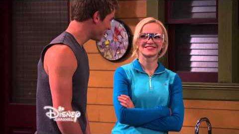 "GL's Exclusive Look at Liv and Maddie's ""Secret-Admirer-A-Rooney"""