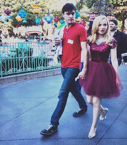 Are dove cameron and ryan mccartan dating in Sydney