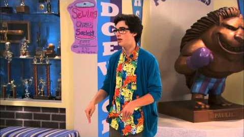Brain-A-Rooney - Clip - Liv and Maddie - Disney Channel Official