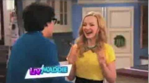 Liv and Maddie - Brain-A-Rooney (Promo)