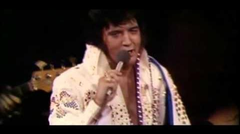 Elvis Presley with The Royal Philharmonic Orchestra Can't Help Falling in Love (HD)