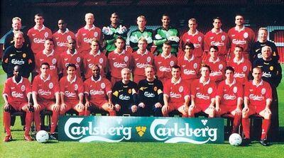 LiverpoolSquad1997-1998
