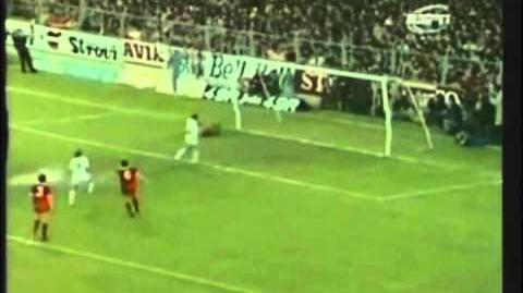 1976 May 19 Club Brugge Belgium 1 Liverpool England 1 UEFA Cup
