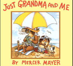 Living Books - Titles-Just Grandma and Me.