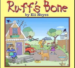 Living Books - Titles-Ruff's Bone.