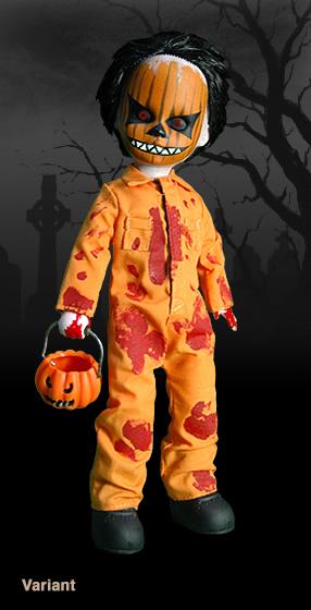 Pumpkin unmasked variant