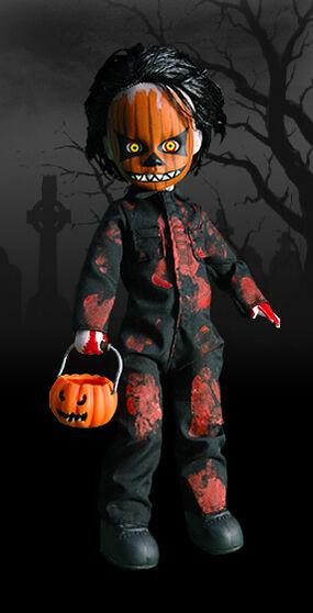 Pumpkin unmasked