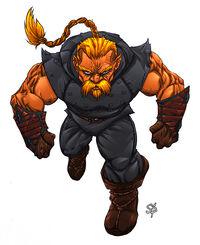 Dwarf Assassin by Nolinquisitor