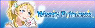 Weary Princess EventBanner