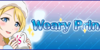 Weary Princess