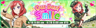 Our Best Smile EventBanner