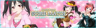 Score Match Round 4 EventBanner