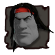 File:Rocker Hair with Red Bandana Icon.png