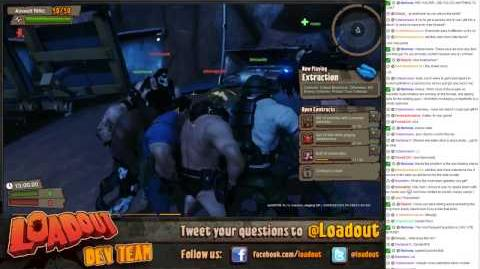 Loadout Developer Live Stream 19 Is That Poo