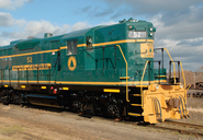 Maine Central 52 GP9 1