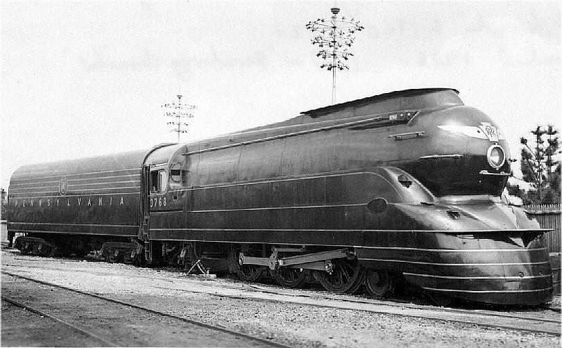 Prr K4s 3768 Locomotive Wiki Fandom Powered By Wikia