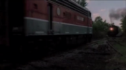The locomotive and the diesel