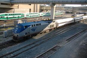 Amtrak P42DC
