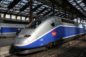 TGV-Duplex Paris